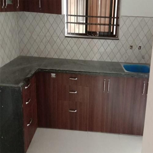 Maa Bhawani L Shaped Modular Kitchen In Raipur